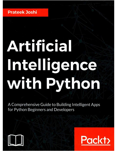 Giới thiệu sách: Artificial Intelligence with Python