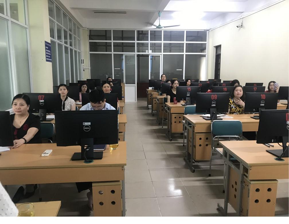 tập huấn thư viện 2021