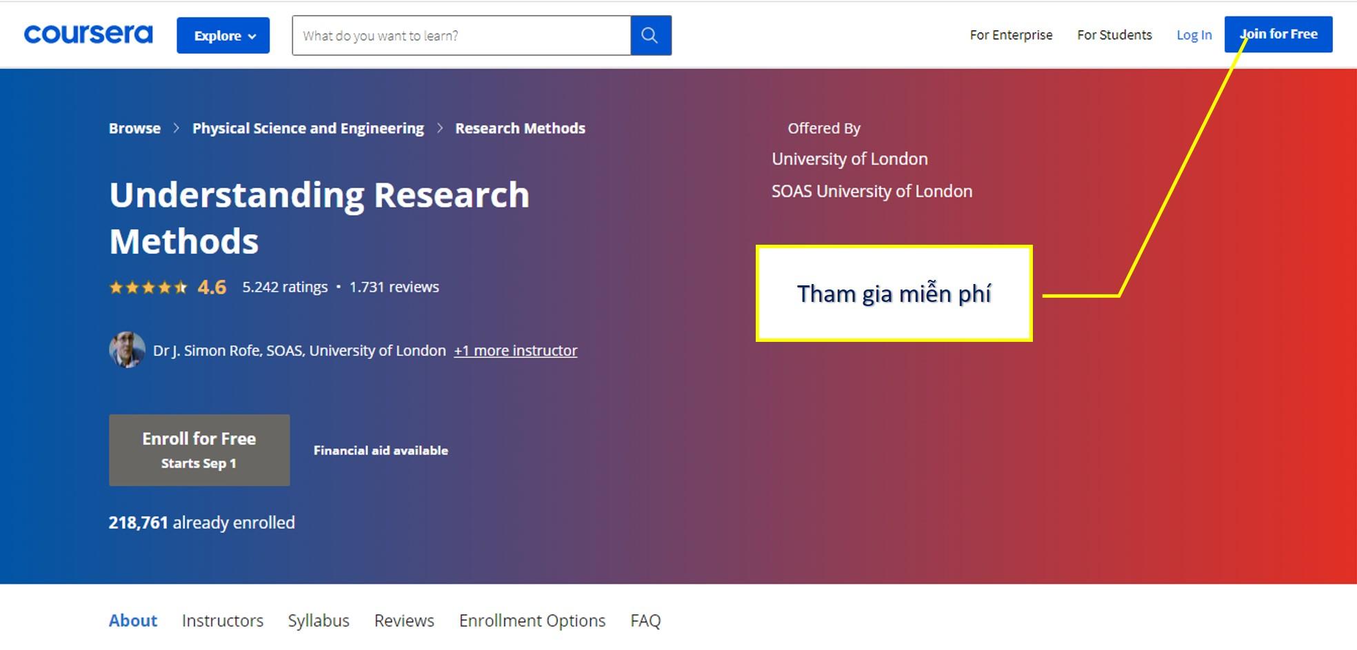 [Coursera] Understanding Research Methods