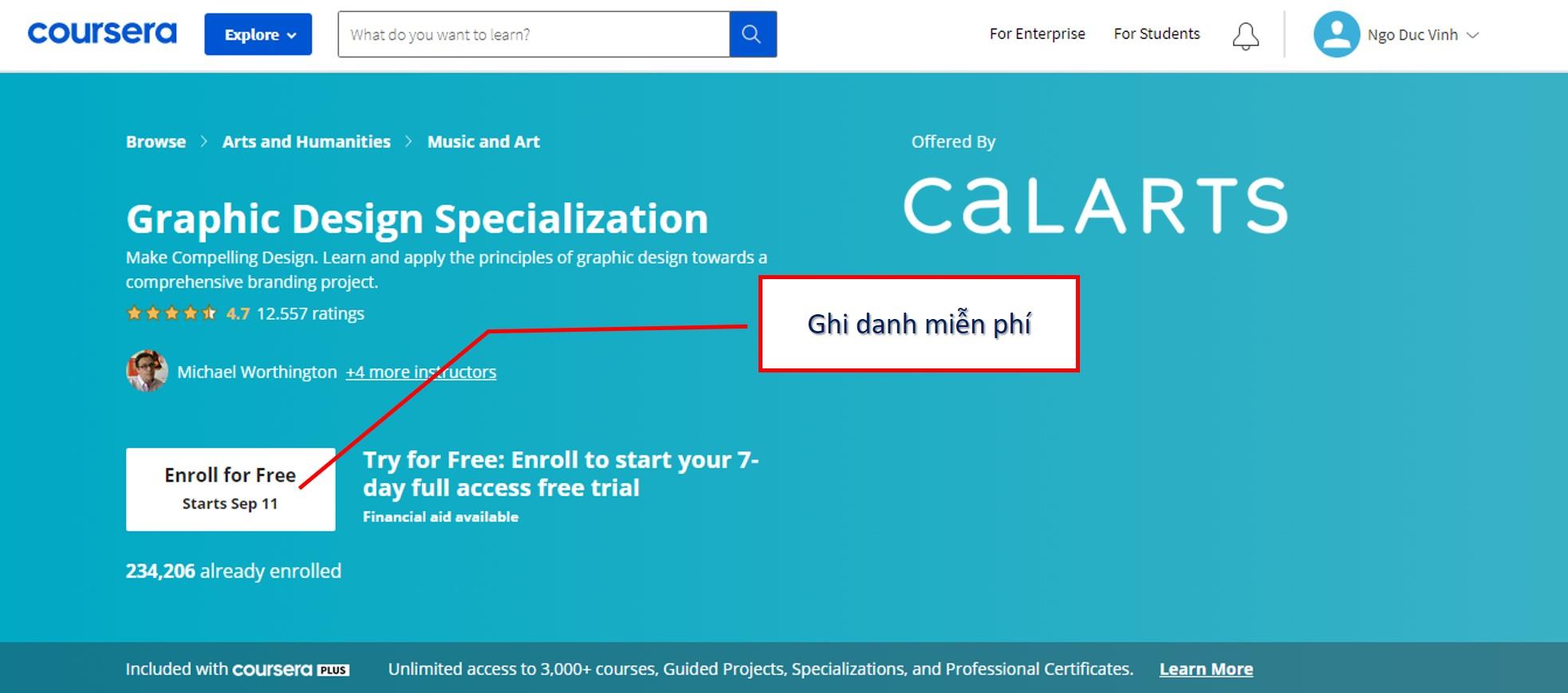 [Coursera] Graphic Design Specialization
