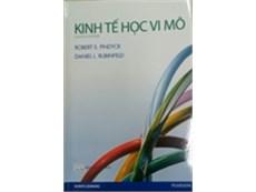 Kinh tế học vi mô/Robert S. Pindyck, Daniel L. Rubinfeld.-HCM.:KTTpHCM, 2015.-748tr.