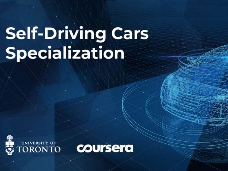 [Coursera] Chuyên đề xe tự lái